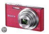 Sony Cybershot DSC-W830 - Roze