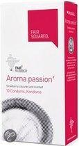 Fair Squared Aroma - 10 stuks - Condooms