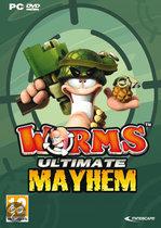 Worms, Ultimate Mayhem (DVD-Rom)