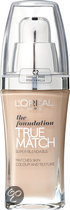 L'Oréal Paris True Match - C2 Apricot Ivory - Foundation