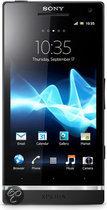 Sony Xperia U - Zwart - T-Mobile prepaid telefoon