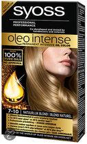 SYOSS Color Oleo Intense 7-10 Natuurlijk blond - Haarkleuring