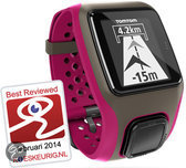 TomTom Multi-Sport - GPS Sporthorloge - Roze
