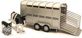 1:16 Big Farm Cattle Trailerwith Cows
