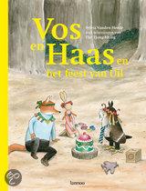Vos en Haas en het feest van uil