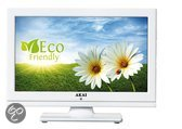 Akai AL2605TWE - LED TV - 26 inch - HD Ready - Wit