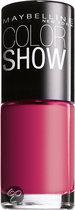 Maybelline Color Show - 6 Bubblicious - Roze - Nagellak
