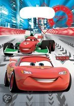Feestzakjes Cars: 6 stuks (80488P)