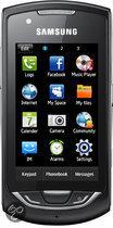 Samsung Monte (S5620) - Deep black
