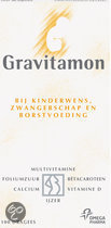 Gravitamon - 100 Tabletten - Multivitamine