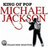 King Of Pop: The Italian  Fans Selection