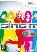 Disney: Sing It + Microphone Wii