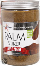 Lucovitaal Super Raw Food Palm suiker - 500 gram -Voedingssupplementen