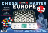 Chess Master Europa 8-in-1