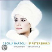 Cecilia Bartoli   St.Petersburg