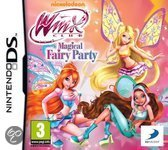 Winx Club: Magical Fairy Party Nds