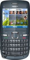 Nokia C3-00 - Grijs