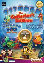 Fishdom + Fishdom H2: Hidden Odyssey - Collector's Edition