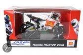 Newray Gresini racing team san carlo honda rc212v (2008) alex de angelis