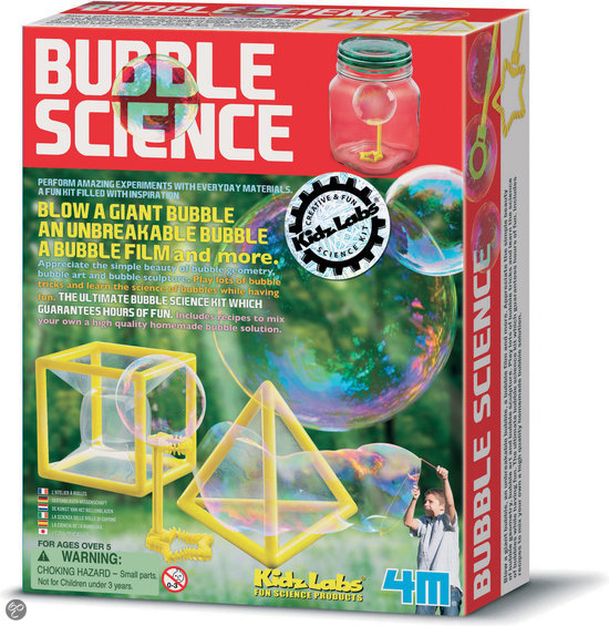 4M Kidzlabs Science - Bubble Science