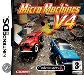 Micro Machines 4