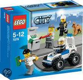 LEGO City Politie Minifiguur Verzameling - 7279