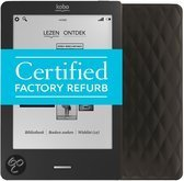 Kobo Touch e-reader - Zwart (Refurbished)