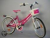 Dino 206r-ba barbie 20 inch meisjes velgrem roze