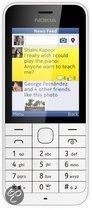 Nokia 220 - Wit
