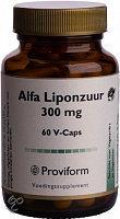 Proviform Alfa Liponzuur 300mg