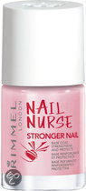 Rimmel Nail Nurse Stronger - Base- & Topcoat