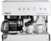 Magimix Espresso & Filtre Automatic Combinatie Espressomachine - Zwart