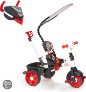 Little Tikes 4-in-1 - Driewieler - Sports Edition Trike (Red/ White)