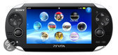 Sony PlayStation Vita Handheld Console WiFi - Zwart PS Vita