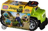 Mega Bloks Jeep Ride-On