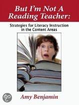 But I'm Not a Reading Teacher