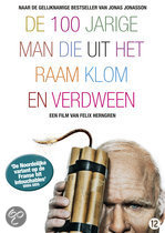 De 100 Jarige Man Die Uit Het Raam Klom En Verdween