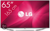 LG 65UB950V - 3D led-tv - 65 inch - Ultra HD/4K - Smart tv