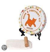 Happy Horse - Dikkie Dik - Klei Hand/Voetprint