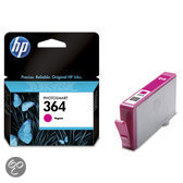 HP 364 - Inktcartridge Magenta