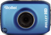 Rollei, ActionCam Youngstar HD 720p Digital Camcorder (5 MP, 4x Digital Zoom, 2 inch LCD) (Blue)