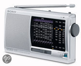 Sony ICF-SW 11S - Zilver