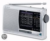 Sony ICF-SW 11 - Draagbare radio - Zwart