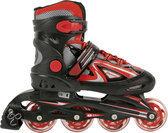 Inline Skates 30-33 Zwart/Rood