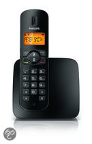 Philips CD1801B  - Single DECT telefoon - Zwart