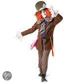 Mad Hatter uit Alice in Wonderland volwassenenkostuum maat L