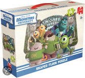 Disney Pixar Monsters University Vloerpuzzel