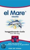 El Mare Hooggedoseerd Visolie - 60 Capsules - Voedingssupplement - 60  - Voedingssupplementen