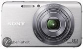 Sony Cybershot DSC-W630 - Zilver