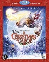 Christmas Carol (3D Blu-ray)